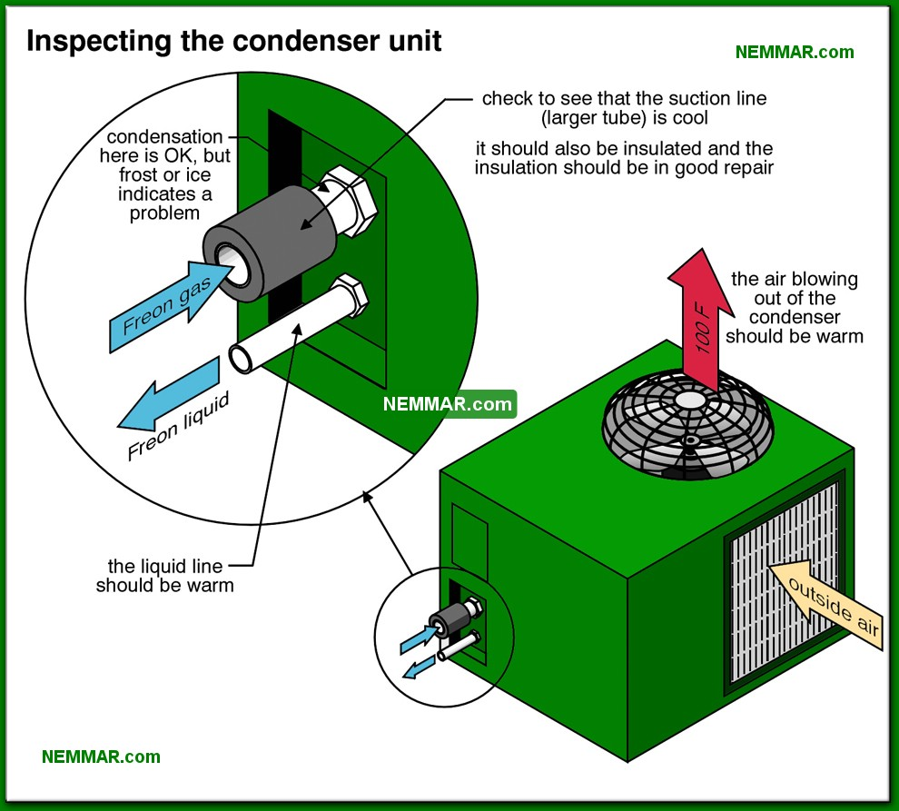 1212-co-Inspecting-the-condenser-unit---The-Basics---Air-Condtioning---Air-Conditioning-and-Heat-Pumps.jpg